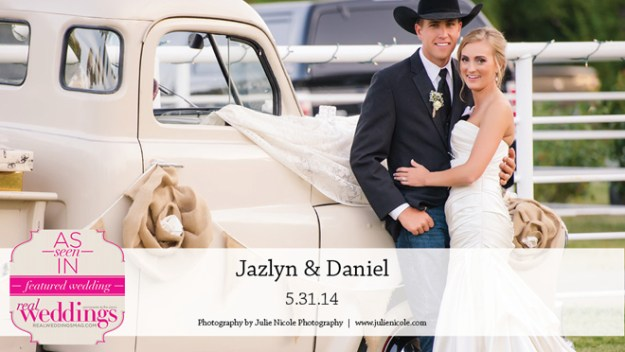 Sacramento Weddings:  Jazlyn & Daniel {Featured Real Wedding from the Winter/Spring 2015 Issue of Real Weddings Magazine}