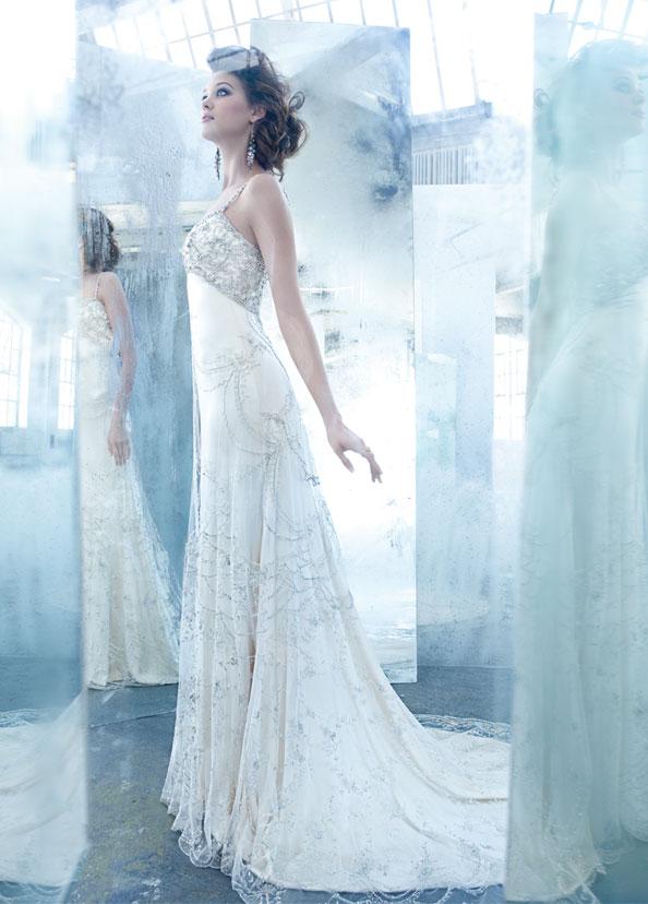 Sacramento Wedding Gowns: Dazzling Dresses {Pump Up The Pretty}