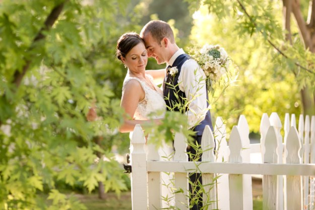 Sacramento Weddings: Real Weddings Wednesday {Larisa & Eric}