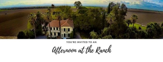 Woodland Wedding Event: {Reminder} You're Invited to An Afternoon at the Ranch