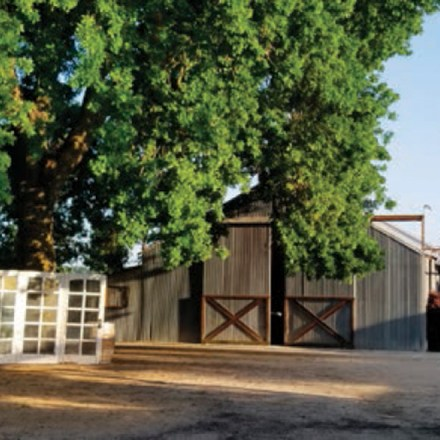 Barn at Second Wind-Sacramento Tahoe Venue-Real Weddings Magazine