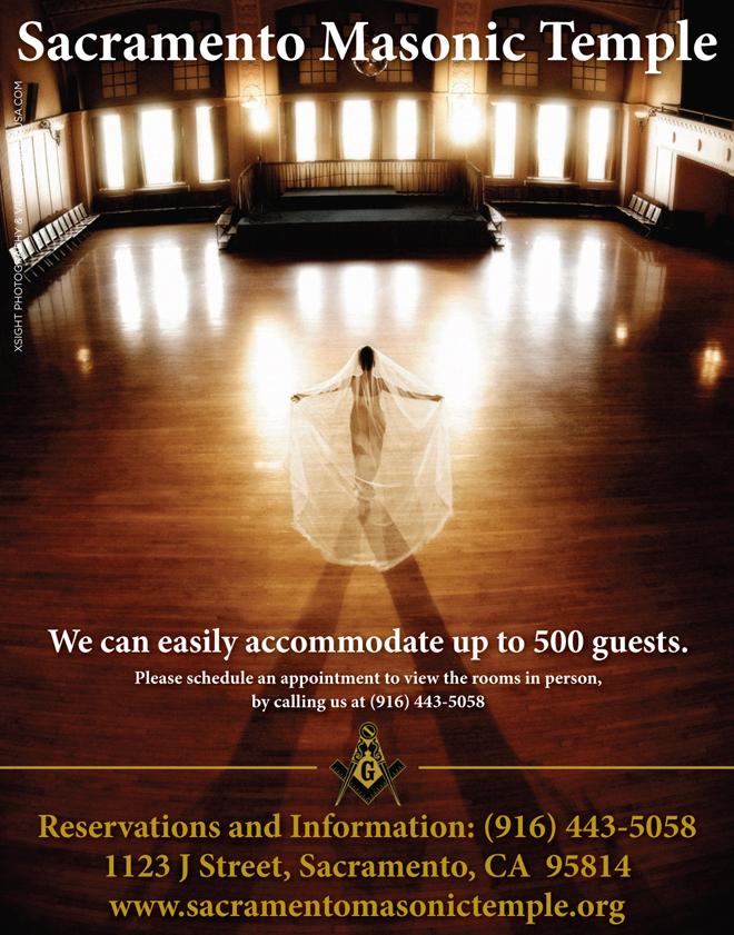Sacramento Wedding Venue | Ballroom Wedding Venue | Large Capacity Wedding Venue
