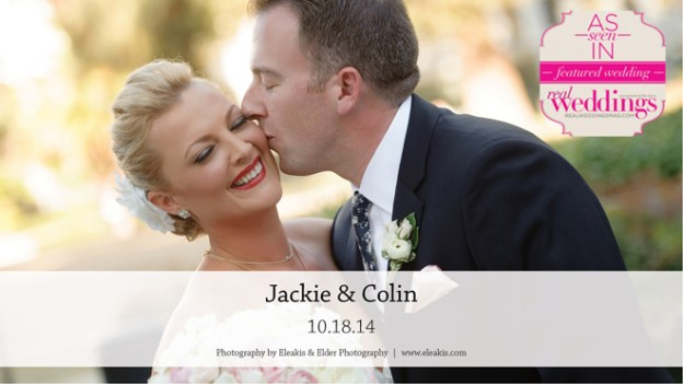 Sacramento Wedding Inspiration: Jackie & Colin {from the Summer/Fall 2015 Issue of Real Weddings Magazine}