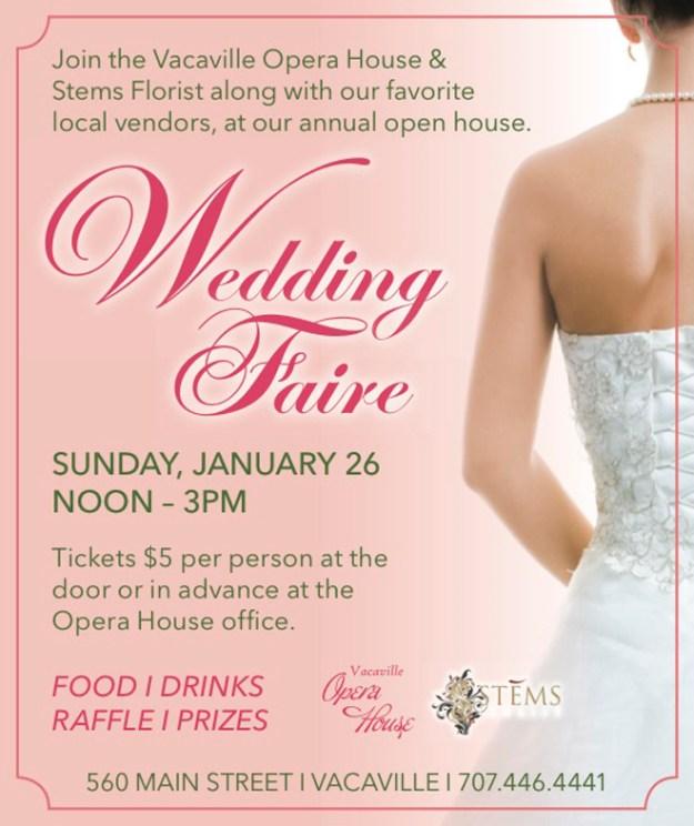 Sacramento Bridal Show | Northern California Wedding Show | Bridal Open House | Woodland Bridal Show