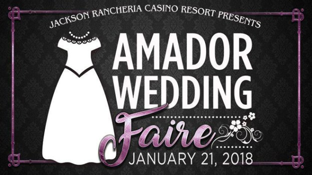 Amador Wedding Faire | Jackson Wedding Event | Jackson Rancheria Casino Resort