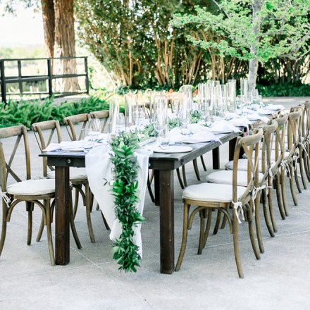 Blossom Farm Vintage Rentals Sacramento Wedding Decor Real Weddings Magazine