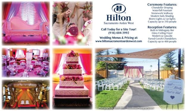 Hilton Sacramento Arden West   Sacramento Wedding Venue   Hotel Wedding   Sacramento Outdoor Wedding   Sacramento Indoor Wedding