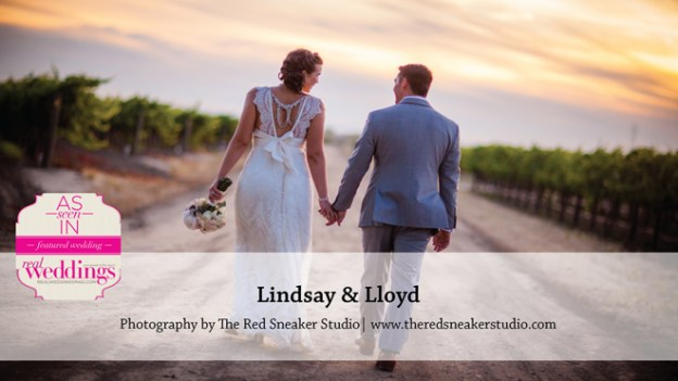 Sacramento Wedding Inspiration: Lindsay and Lloyd {from the Winter/Spring 2016 Issue of Real Weddings Magazine}