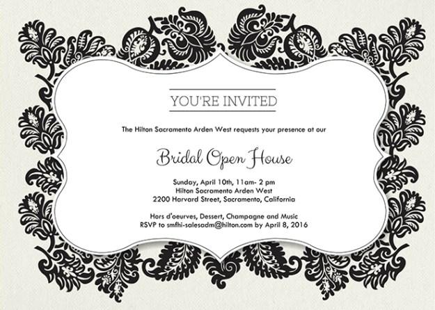 Hilton Arden West' Bridal Fair_Sacramento Wedding Event