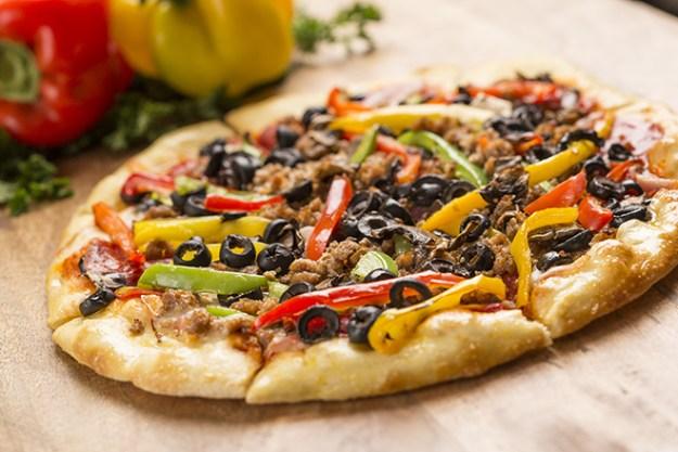 Build Your Tahoe Way Pizza