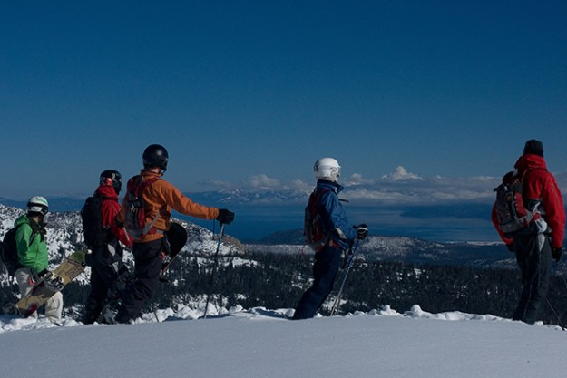 Views from Sierra at Tahoe-Photo courtesy of Ski Lake Tahoe-Kyle McCoy