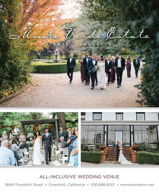 Sacramento Wedding Venue | Foresthill Weddings | All Inclusive Weddings | Outdoor Weddings