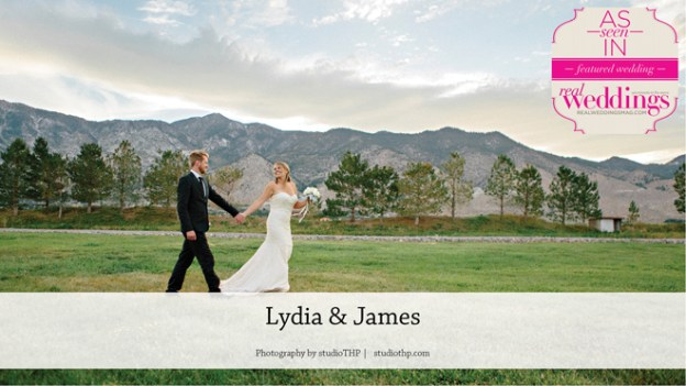 Carson Valley Wedding: Lydia & James {From the Summer/Fall 2016 Issue of Real Weddings Magazine}