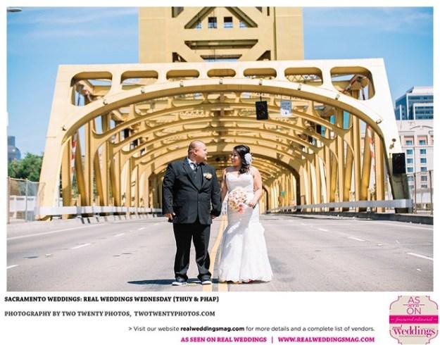 Sacramento Weddings: Real Weddings Wednesday {Thuy & Phap}