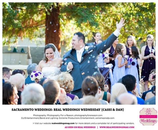 Sacramento Weddings: Real Weddings Wednesday {Cassi & Dan}