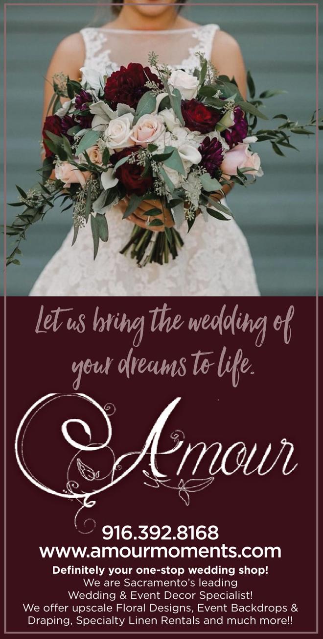 Sacramento Wedding Florist | Sacramento Bridal Bouquet | Sacramento Wedding Florist