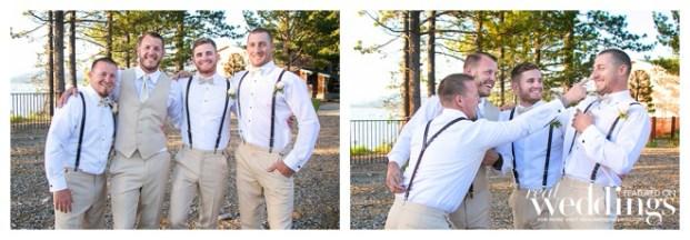 Real Weddings Wednesday | South Lake Tahoe Wedding | Tahoe Wedding | Lake Wedding | Outdoor Wedding