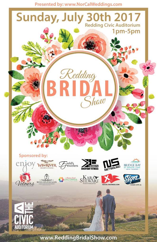 Redding Bridal Show   Nor Cal Weddings   Nor Cal Wedding Event   Redding Wedding Vendors