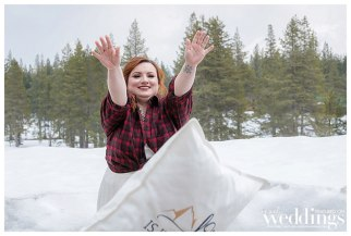 Let It Snow | Get To Know Kimberly | SPARKLE Bridal Couture | Plus Size Wedding Gowns | Leilani Paular Photography | Justin Buettner Wedding Photography | PJ's at Gray's Crossing | Lake Tahoe Winter Wedding | Truckee Tahoe Best Wedding Vendors