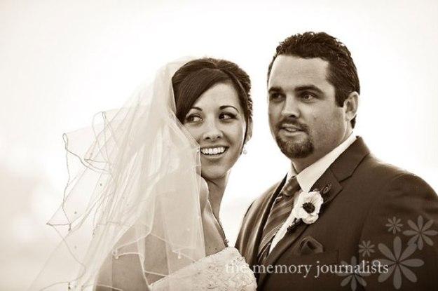The Memory Journalists   Capitola Wedding