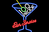 100 Proof Bar Service | Nevada Wedding Spirits | Carson Valley Nevada