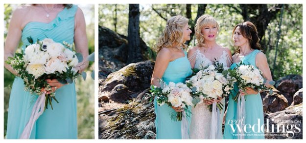 Andrew & Melanie Photography | Featured Real Wedding | Lisa Harter Hair and Makeup | Jenn Robirds Events | Celebrations! Rentals | Grass Valley Wedding