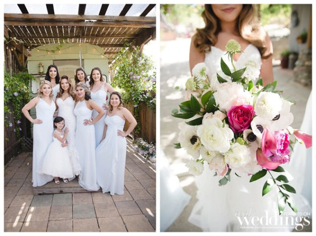 Emily Tidwell Photo | Capay Wedding | Featured Real Wedding |Gaby & Ryan | Gabriela \ Blossom Farm Vintage Rentals