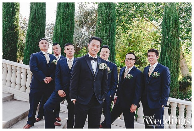 Le & Duong | Featured Real Wedding | Monica S Photography | Temple Photography | Behind the Scenes Sound | Vintage Carriage Company