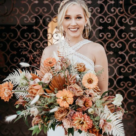 Paradise Parkway Event Productions - Sacramento Tahoe Wedding Floral Designer Bridal Bouquet Flowers-Real Weddings Magazine