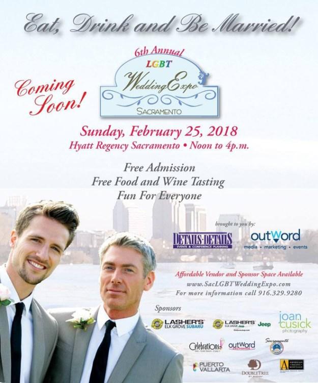 LGBT Wedding Expo Sacramento | LGBT | Sacramento Wedding Vendors | Sacramento LGBT Weddings