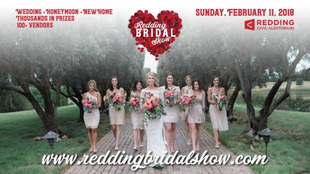 Redding Bridal Show | NorCal Wedding | Sacramento Wedding Event | Redding Wedding Vendors