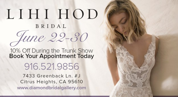 Diamond Bridal Gallery | Sacramento Wedding Gowns |
