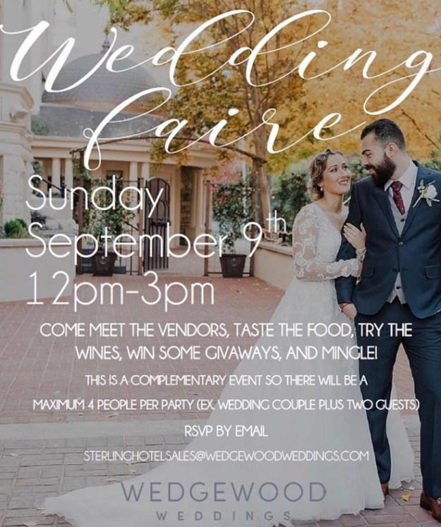 Sterling Hotel Sacramento | Wedgewood Weddings | Sacramento Weddings