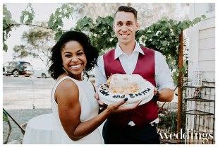 Gretchen Granka Photography photographed Essyria and Luke's wedding.