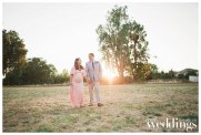 Amanda & Roger's wedding was photographed by Valley Images Photography and featured Events by Wise, Jackson Catering & Events, Jaynee Cakes, Getting Hitched Design & Rentals and Celebrations! Party Rentals & Tents.