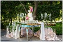 Tropical Paradise for Real Weddings Magazine. Photographed by Ashley Teasley Photography on location at Hyatt Regency Sacramento.