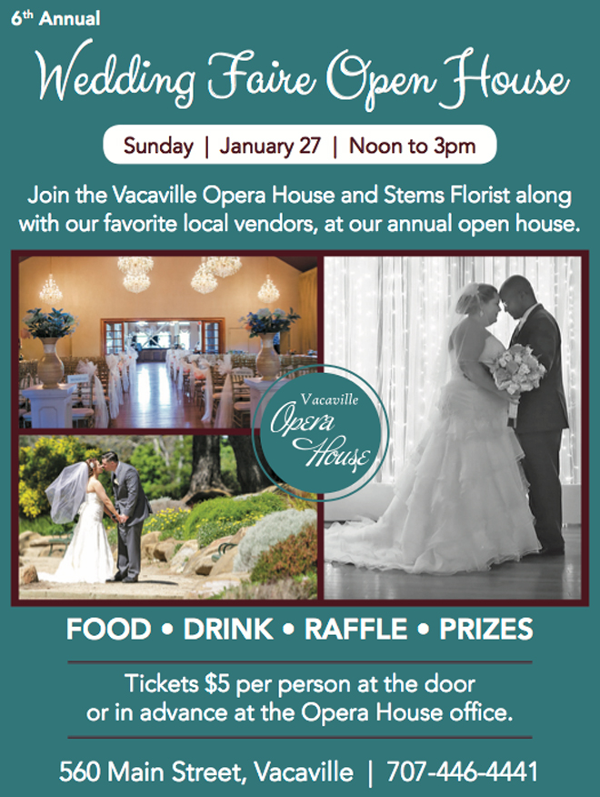 Sacramento Bridal Show | Northern California Wedding Show