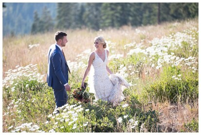 Lake Tahoe Wedding | Truckee Wedding | Northstar California | Ciprian Photography | Mountain Wedding | Lake Wedding | Real Weddings Wednesday