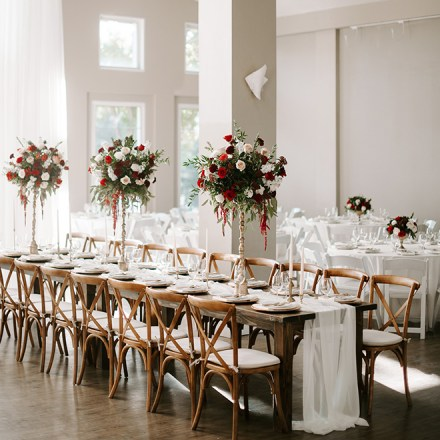Chalet Event Center-Sacramento Rocklin Wedding Ballroom-Garden Venue-Real Weddings Magazine