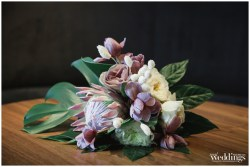 Sacramento Wedding Flowers - Bridal Bouquet - Wedding Vendors - Hillside Blooms Floristry