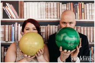 Taylor & Jordan | Fun Arcade Wedding | Alternative Wedding | Alt Couple | Sacramento Wedding | Elizabeth Koston Photography