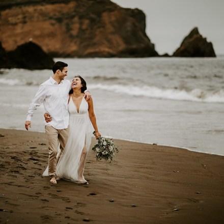 James Young Photography - Sacramento Wedding Elopement Adventure-Beachy Photographer-Real Weddings Magazine