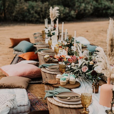 Olgas Rustic Rental-Sacramento Wedding Decor Rentals-Real Weddings Magazine