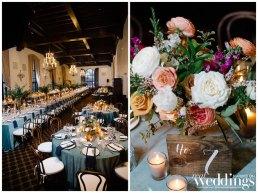 Elegant Modern Wedding | Sacramento Wedding | Jenn Robirds | Andrew & Melanie Photography