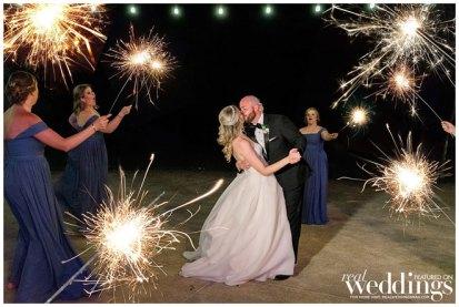 Kara & Andrew | Elegant Disney Wedding | Park Winters | Dusty Blue Wedding | Ashley Baumgartner Photography