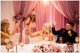 Alexis & Dillan | Modern Pink Wedding | Sacramento Wedding | Charleton Churchill Photography