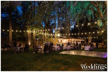 Burgunday and Blush Wedding | Outdoor Nevada City Wedding | White Daisy Photography