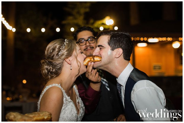 Sharlyn & Ian | Burgundy and Blush Wedding | Outdoor Nevada City Wedding | White Daisy Photography