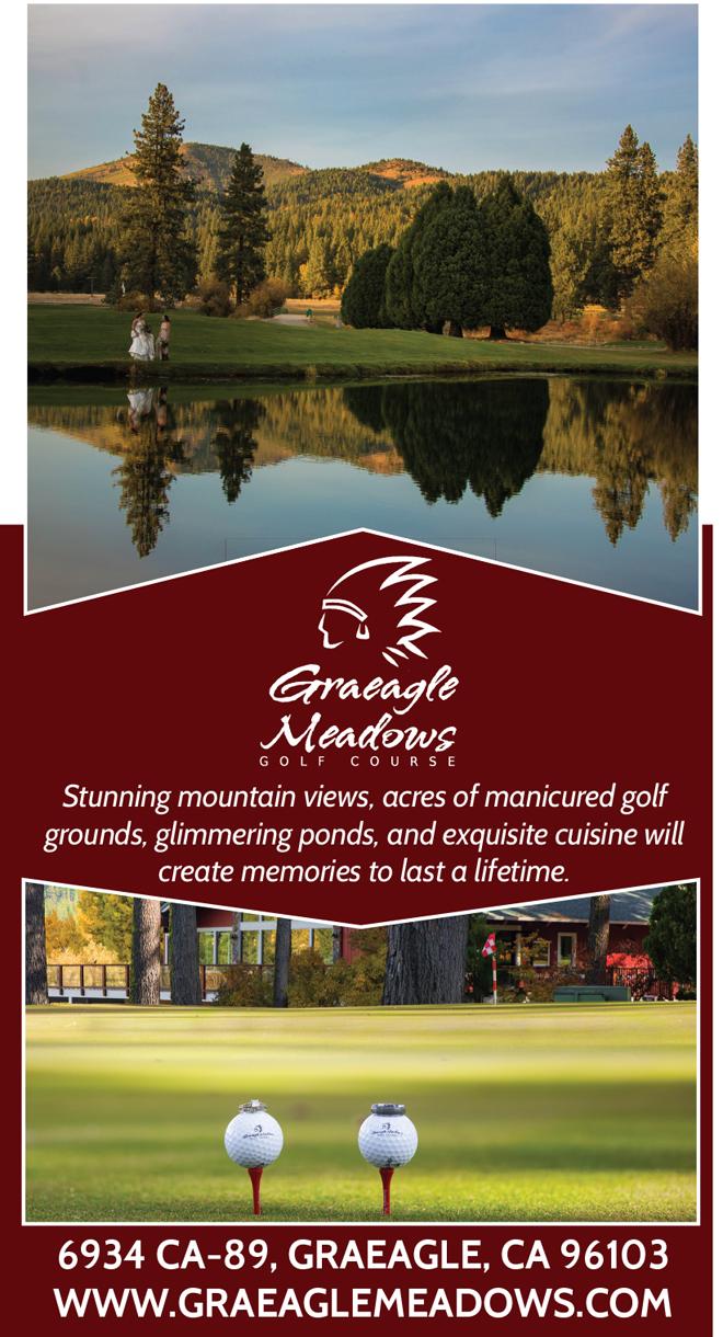 Tahoe Wedding Venue | Graeagle Wedding Venue | Golf Course Wedding | Sweeping Views