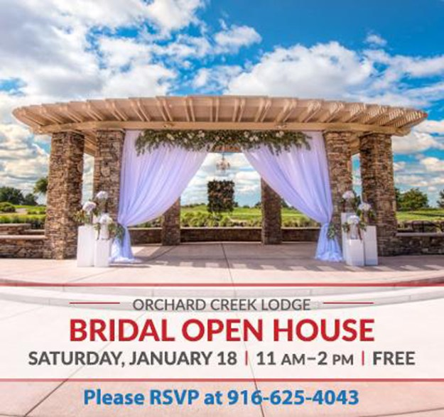 Lincoln Bridal Show | Lincoln Wedding Venue Open House | Sacramento Wedding Venue